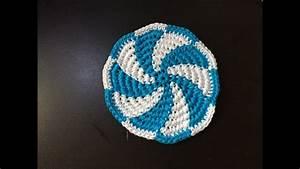 Tuto Cercle Spirale Au Crochet