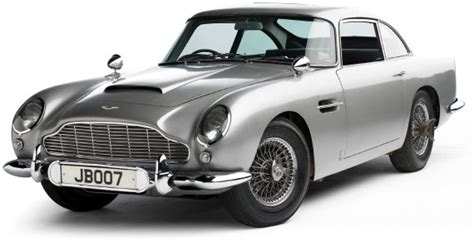 What's James Bond's 1963 Aston Martin Db5 Worth?