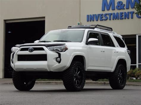 Check spelling or type a new query. 2016 Toyota 4Runner SR5 SPORT SUV V6 4X4 3RD SEAT REAR CAM ...