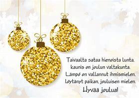 Kuvatulokset haulle hyvää joulua