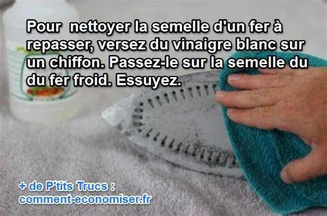nettoyer un tapis avec du vinaigre blanc comment nettoyer la semelle du fer 224 repasser avec du vinaigre blanc