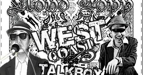 LLOYD POPP - WEST COAST TALKBOX | BANDERA DE PIRATAZ
