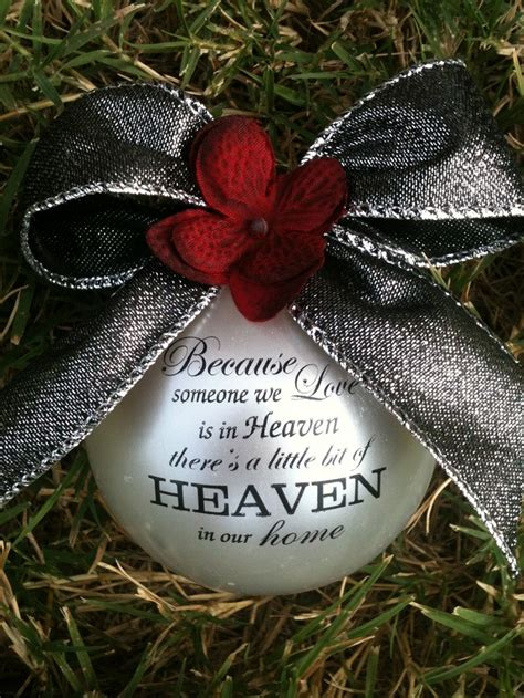 heaven ornament christmas  heaven christmas ornaments