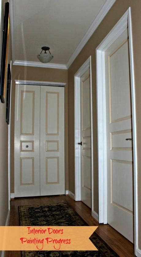 painting interior doors   colors