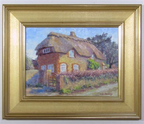 How To Frame An Oil Painting  Carter Ave Frame Shop