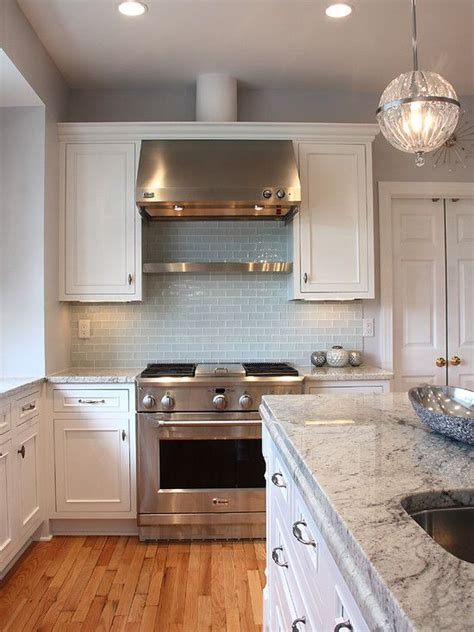 blue kitchen tiles light blue subway tile backsplash like it but not with 1742
