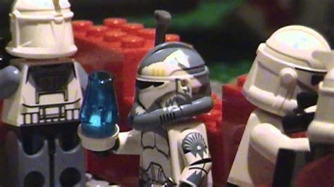 Lego Star Wars Stop Motion Episode 3 Youtube