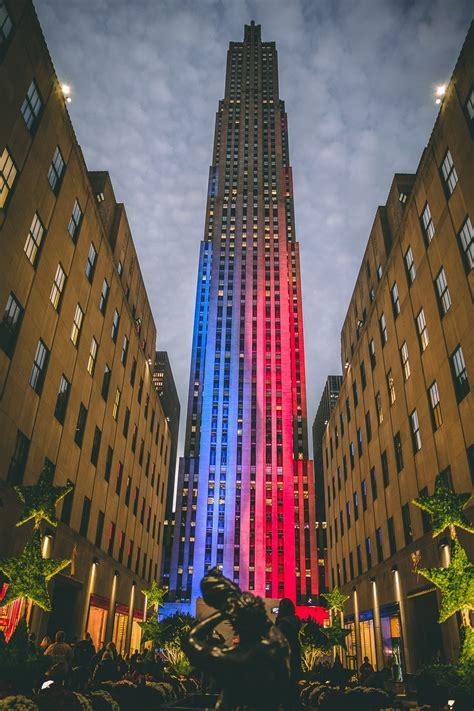 Top Of The Rock Rockefeller Center, Ne Le Ratez Pas à New York