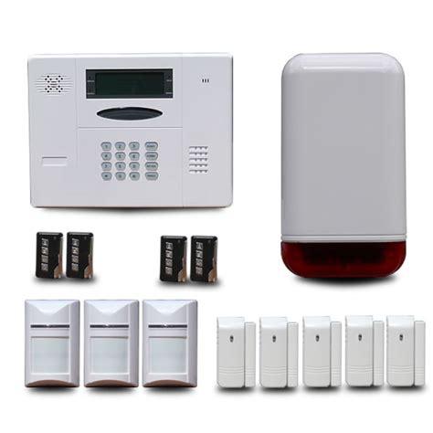alarme sans fil maison alarme maison sans fil optium ka440 alarme maison sans fil