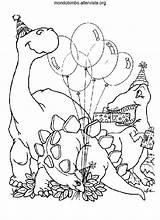 Compleanno Colorare Dinosauri Inviti Imagixs Disegno Disegni Larger Credit sketch template