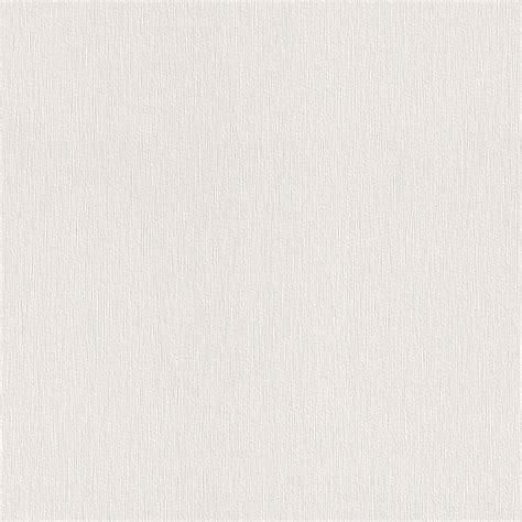 Rasch Vliestapete (weiß, Feine Struktur, Uni, 10,05 X 0,53