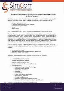 Venture Capital Investment Proposal Template Free Boat Trailer Bill Of Sale Form Download Pdf