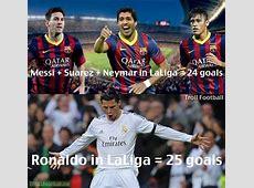 MSN vs Cristiano Ronaldo Troll Football