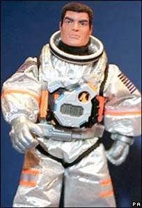 Action Man Astronaut - Pics about space