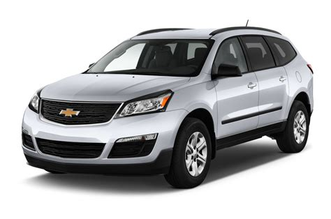 2013 Chevrolet Traverse Review And Rating  Motor Trend
