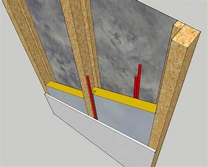 T U0026e Routing In Insulated Wall