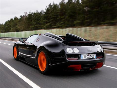 Bugatti Veyron Gs Vitesse World Record Car Exceeds