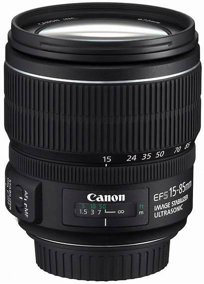 Canon Lens Ef 85mm Usm Zoom Angle