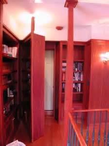 Moving Bookcase Door by Secret Door Moving Bookcase Stashvault