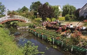 Les Hortillonnages D Amiens : amiens hortillonnages balade en barque ~ Mglfilm.com Idées de Décoration