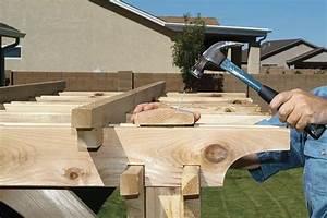 Como hacer una Pergola de madera Paso a Paso