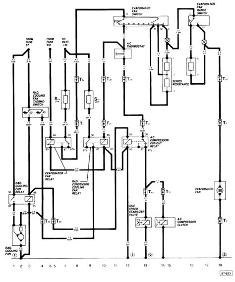 i need to get a schematic for the air conditioning wiring