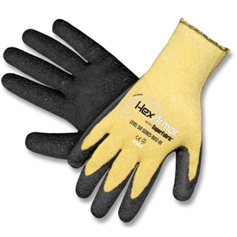 gants de protection anti coupure level six series 9012 hexarmor bricozor