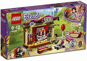 Brickfinder LEGO Friends 2018 Set Official Images