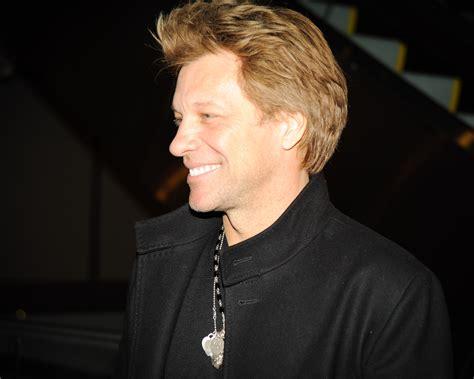 What's Bringing Jon Bon Jovi To Nyfw?