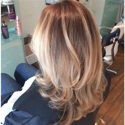 Hi Lights by Balayage Hi Lights At The Vanilla Room 2 The