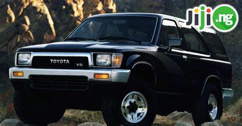 94 Toyota 4runner by 94 Toyota 4runner The Legendary Suv Jiji Ng