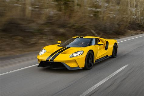 The New Ford Gt 2017 by New Ford Gt 2017 Review Pictures Auto Express
