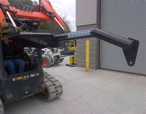 tree boom national attachments