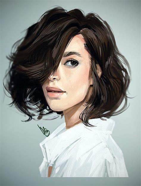 40 Spectacular Digital Painting Portraits