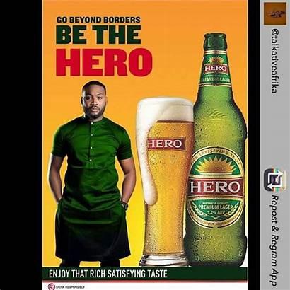 Beer Advert Billboard Adverts Hero Talk Let