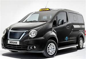 Nissan Gives NV200 Taxi an Iconic Look for the UK - News ...