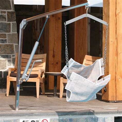 elkhorn manual powered pool lift spectrum products