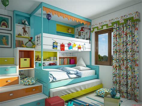 chambres pour enfants des idées de chambres colorées pour enfants et