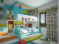 kidsroom design ideas Super-Colorful Bedroom Ideas for Kids and Teens