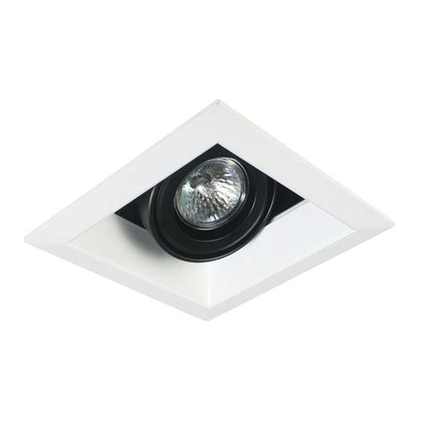 eurofase lighting te111 square recessed lighting kit atg