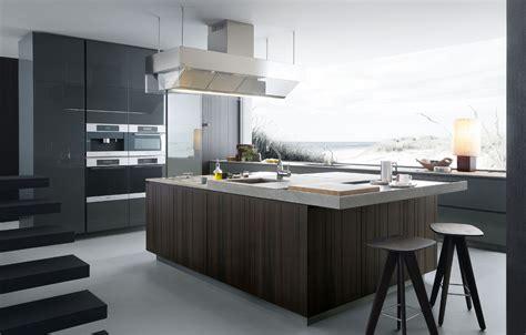 cuisines italiennes haut de gamme cozinhas modernas com ilha 25 idéias criativas para