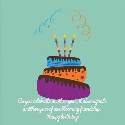 Birthday Friend Wishes Awesome Happy