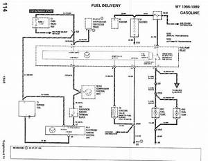 Mercedes W124 300e Wiring Diagram