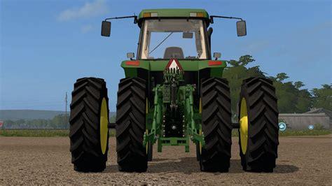 JOHN DEERE 7800 AMERICAN EDIT V2.0 MOD - Farming simulator ...