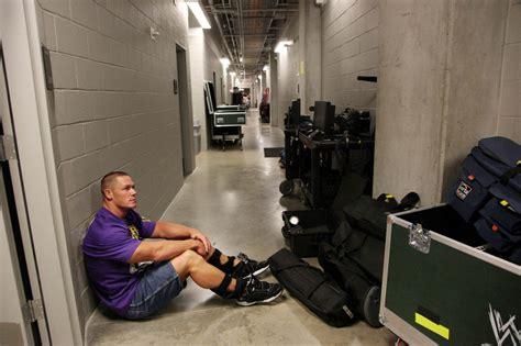 reports wwe locker room morale   paychecks   rules