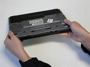 Dell Latitude D430 Battery Replacement