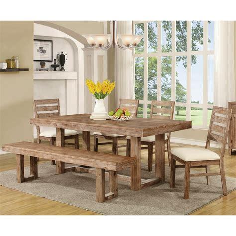 laurel foundry modern farmhouse hector dining table