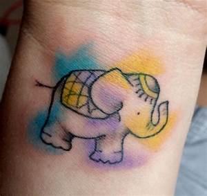 47+ Best Elephant Tattoos