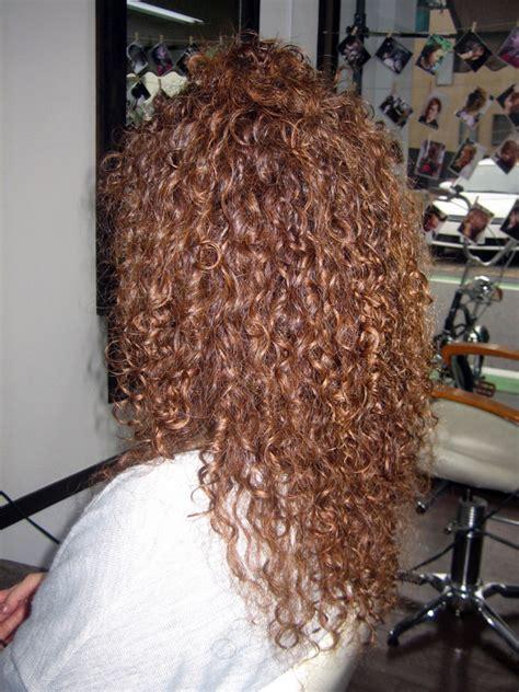 sorts  spiral perm hairstyles  women