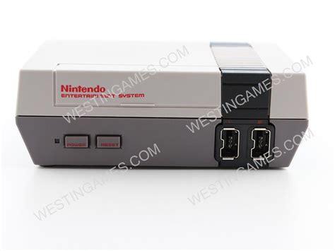 mini nes classic edition console bit support hdmi